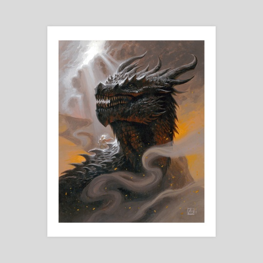 The Black Dread by Alex Stone