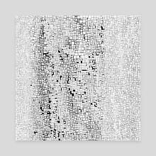 Black & White 8 - Canvas by hannzoll