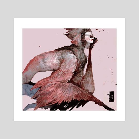 Happy Harpy 02 by Rita Dmitrijenko