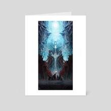 The Bright Queen - Art Card by Kent Davis