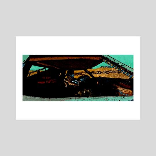 Rough Road by Marvin Cognac