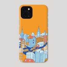 Big City Life - Phone Case by Tanya Shyika