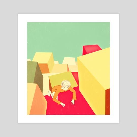 Cube by Sai Tamiya