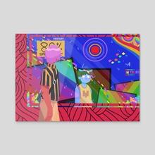 You - Acrylic by Restart
