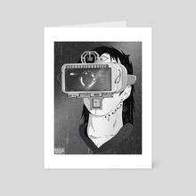 Third_Eye - Art Card by Brave Ghost