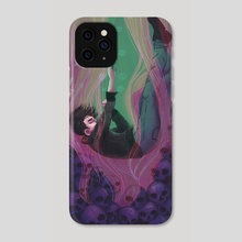 Drowning - Phone Case by Brianna Thorsen