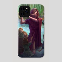 The Pied Piper - Phone Case by Gavin O'Donnell