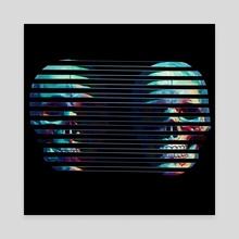 Scanner (v1) - Canvas by Noctem_lg  / Laury Guintrand