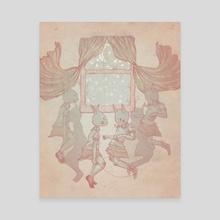 pharmacopoeia - Canvas by Em Borjon