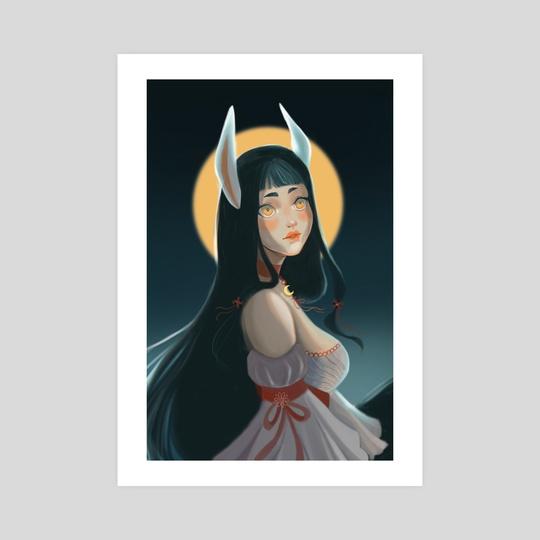 moon princess by Tammy Wang