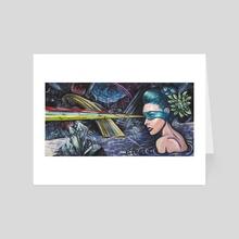Infinity  - Art Card by Tyler Dixon