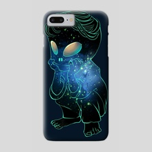 cosmic boy - Phone Case by White Mocca