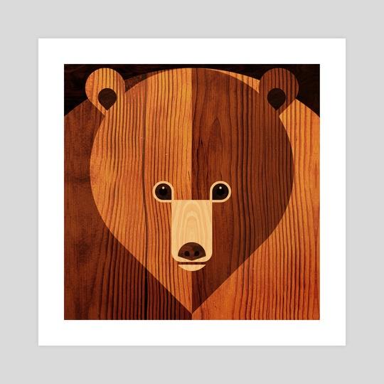 Brown Bear by Scott Partridge
