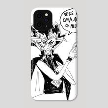 YUGI - Phone Case by Rita Martins