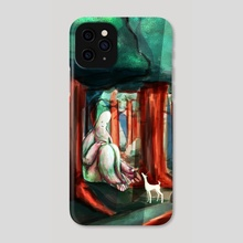 The Unicorn - Phone Case by Emma Oosterhous