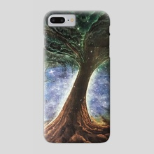The Tree of Life - Phone Case by Nikolay Chochrin