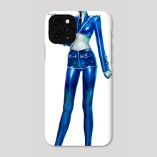Yes Office Her - Phone Case by Kemp Remillard