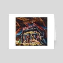 Treasure Token - Art Card by Milivoj Ćeran