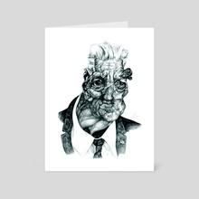 David Lynch - Art Card by Alex Chplv