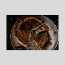 Torta Tal-Irkotta (4) - Canvas by Matthew Null