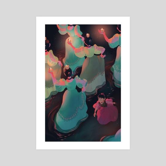 Pandanggo sa ilaw 1 by Marianne Palita