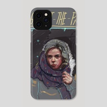 Night at the Park - Phone Case by Chern Loo