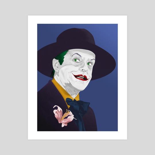 Joker Nicholson by Ferran Sirvent