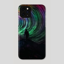 Inside // - Phone Case by Marischa Becker