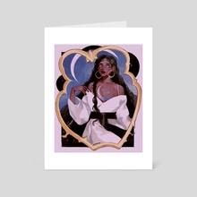celestial; 01 - Art Card by vacuum