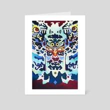 El Espiritu - Art Card by Jade Lacoste