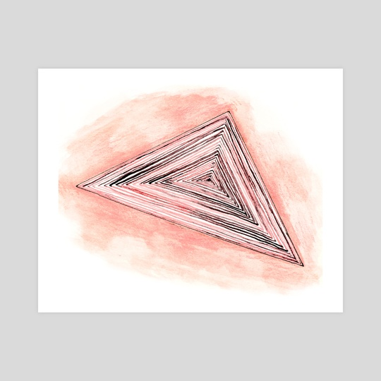Triangle by Joana Lourenço
