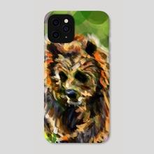 Bear - Phone Case by HYZO