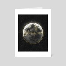 Full Circle - Art Card by Samuel Gray