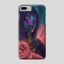 Tali - Phone Case by Lynaiss Art