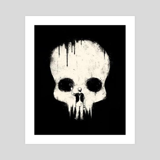 Paint it Black by Enkel Dika