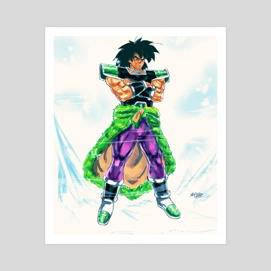 Broly by MARK CLARK II