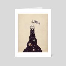 Cosmic Masterpiece II - Art Card by Enkel Dika