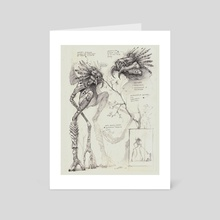 Charnyscarn - Art Card by Bobby Rebholz
