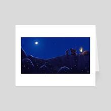 Stone age 2 - Art Card by Gop Gap