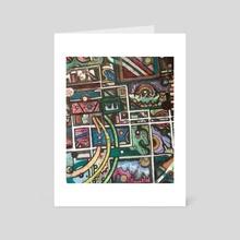 Vignettes - Art Card by Lauren Scott