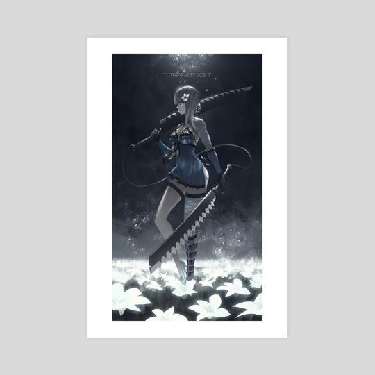 Kaine by Dinhosaur