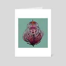 Blood Pact - Art Card by Leyawa