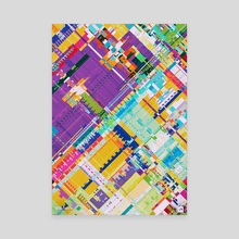"WWP 156 ""818:fabric"" - Canvas by Martin Naumann"