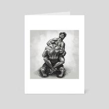 TapBeforeYouSnap_Guillotine - Art Card by Ruben  Matevosyan