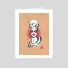Ready for Summer  - Art Card by Thiago de Mello