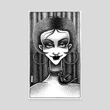 FINN - Canvas by Darrell Newsom