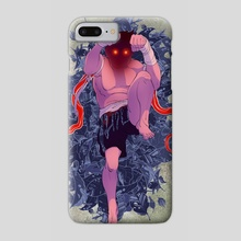 muay thai - Phone Case by White Mocca