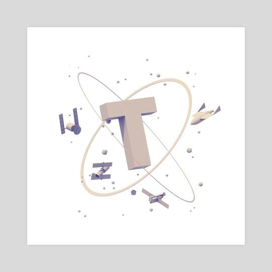 """T"" by Timothy J. Reynolds"
