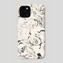 Traditional Chinese Medicine  - Phone Case by Daniel Ido