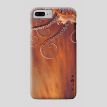 Godess of Yesterday - Phone Case by Tristan Elwell